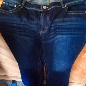 Maurices Jeans size 16 short.